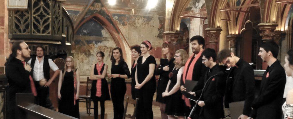concert la passion selon Diversio